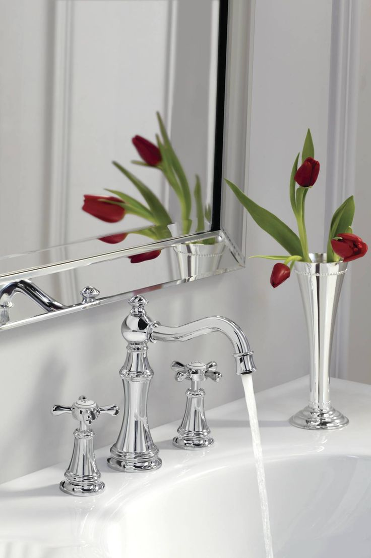 24 best Flowers, Flavors & Faucets images on Pinterest | Bathroom ...