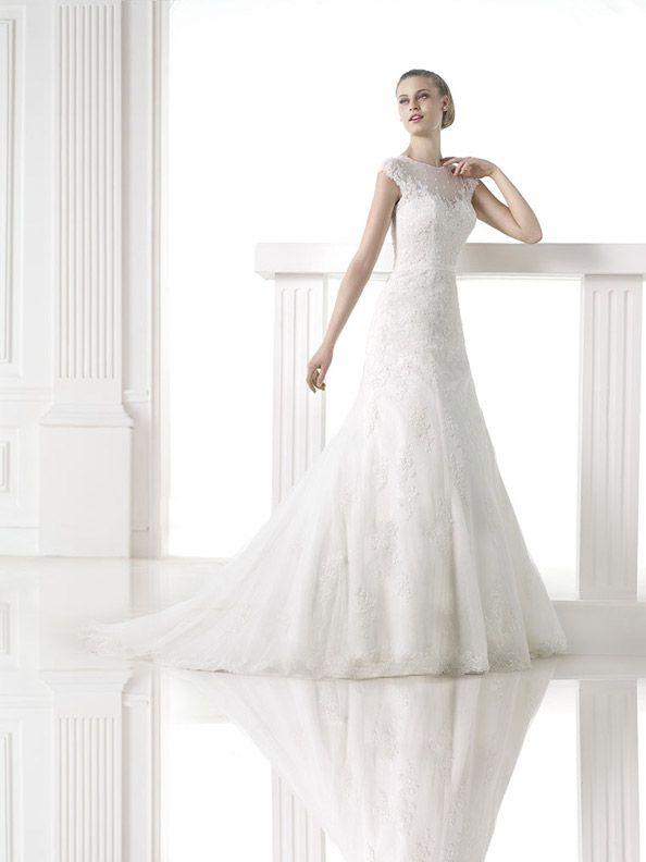 Svatební šaty Pronovias Meredith