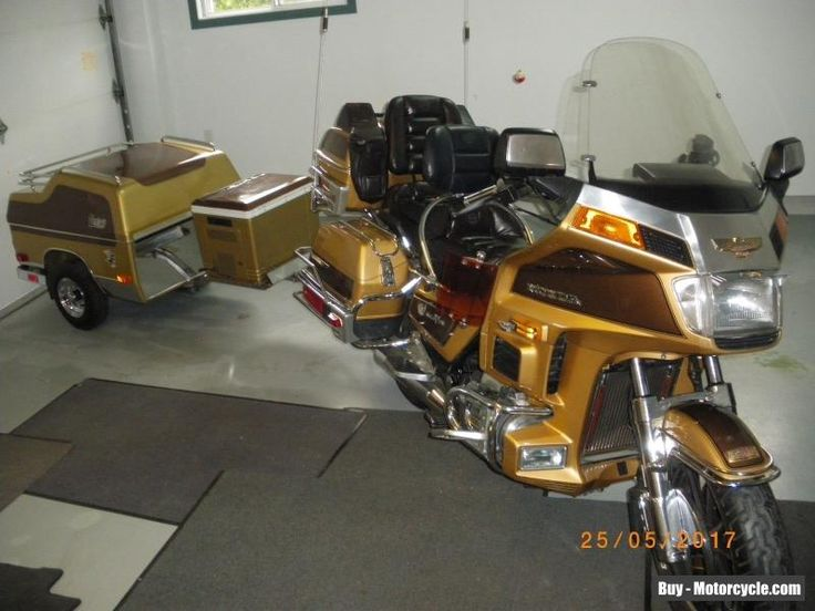 1985 Honda Gold Wing #honda #goldwing #forsale #canada