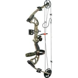 PSE Archery PSE Stinger HP Ready-To-Shoot Bow Package. Great bow for the budget hunter and ready to shoot package is great to get started for upgrades later.