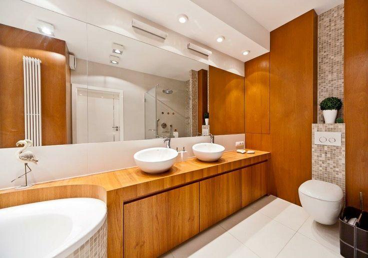 Łazienka - projekt Studio Anegre; Bathroom by Anegre