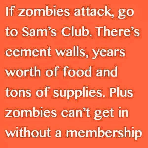 Zombob's Zombie News and Reviews: Zombie memberships?