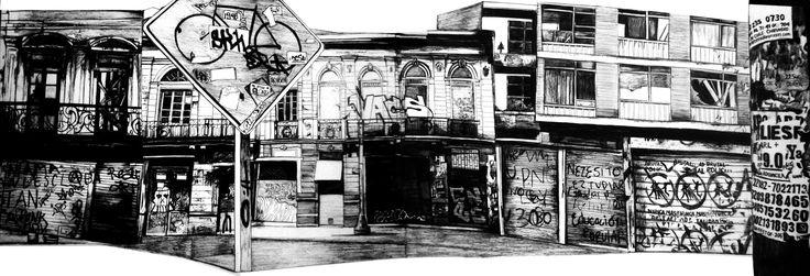 https://flic.kr/p/QeWt8G | calle de Bogota