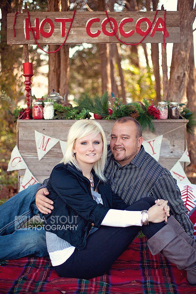 Danielle and Ryan Hot Cocoa Mini   McPherson Kansas Photographer » Lisa Stout Photography