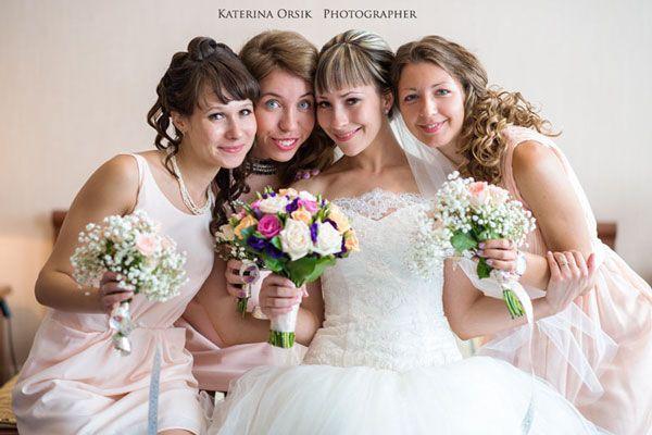фотосессия утра невесты #bridesmaid #bride #wedding #невеста #подружки_невесты