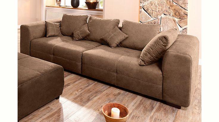 Jetzt Premium collection by Home affaire Big-Sofa »Maverick« günstig im cnouch Online Shop bestellen