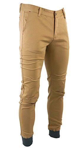 Kayden K Men's Tapered Ribbing Twill Jogger Pants Khaki S Kayden K http://www.amazon.com/dp/B012YJQBIY/ref=cm_sw_r_pi_dp_I1s7vb1JN5HZ9