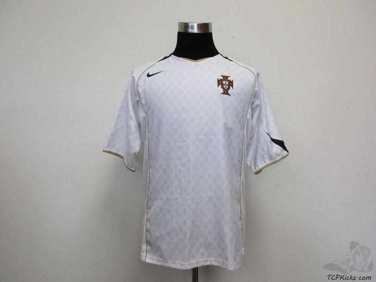 Nike Portugal Soccer Futbol Dri Fit Stadium Jersey sz L Large FIFA World Cup #Nike #Portugal