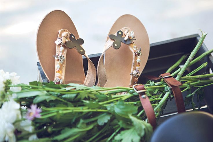 Amaryllis sandals!take on your next vacation!