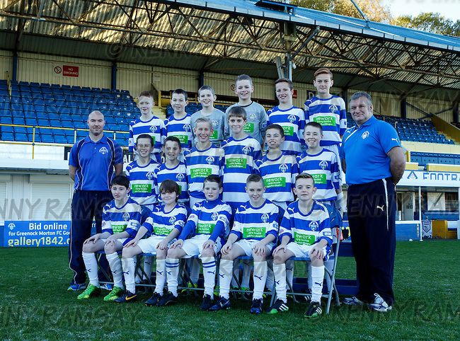 Greenock Morton F.C. | KENNY RAMSAY ARCHIVE