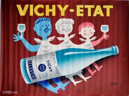 VICHY-ETAT, Hervé Morvan -  1962