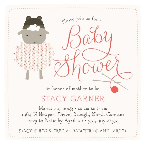 44 best lamb baby shower images on pinterest lamb baby showers little lamb baby shower invites by elline filmwisefo Choice Image