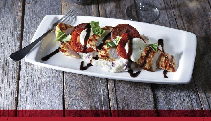 Caprese Mozzarella Chicken - Applebee's
