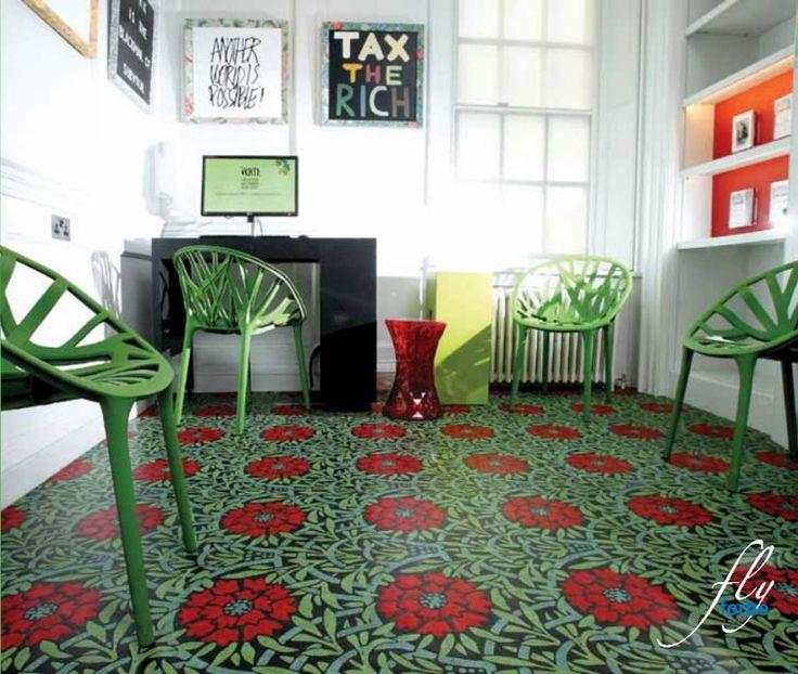 16 best Moroccan Linoleum images on Pinterest Flooring, Moroccan - linoleum arbeitsplatte küche