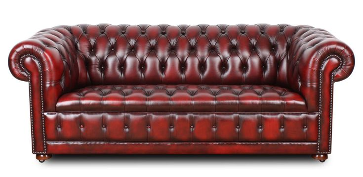 Seat And Sofas Krefeld Chesterfields Are Stupid Cool, They Look Amazing No Matter What Color, Material Or Decor They