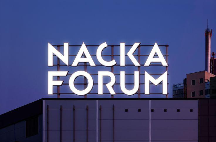 BVD — Nacka Forum
