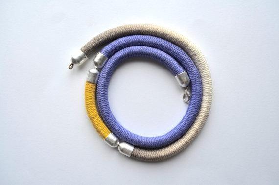 Веревочные украшения для женщин - Ярмарка Мастеров - ручная работа, handmade