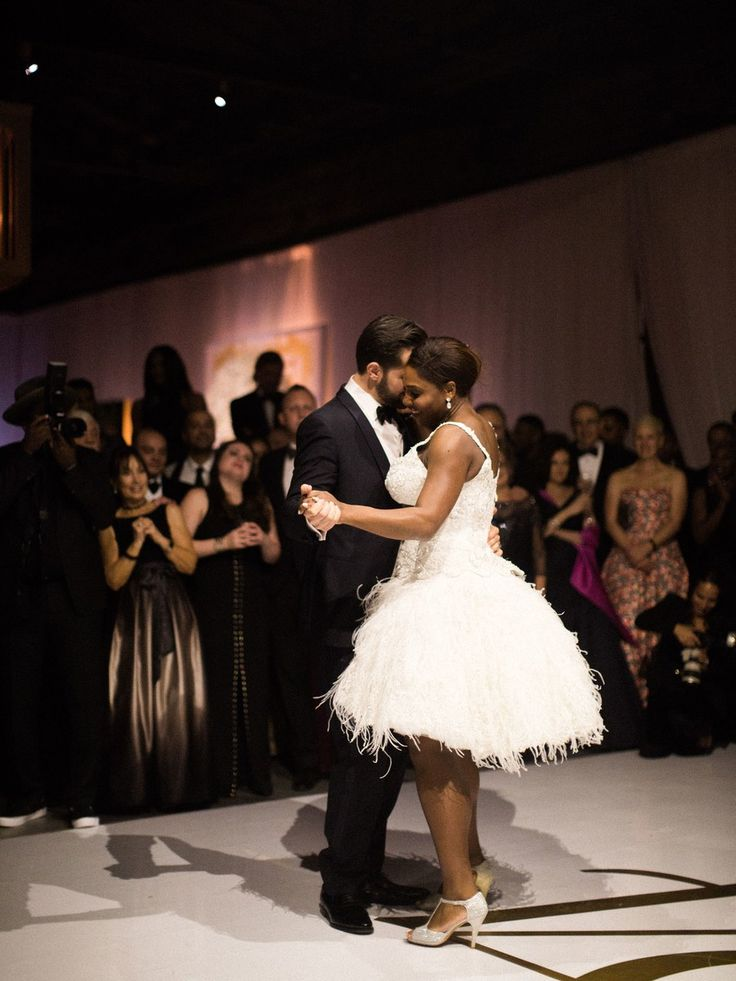 Serena Williams and Alexis Ohanian Wedding November 16th 2017 in New Orleans