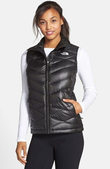 The+North+Face+'Aconcagua'+Down+Vest+available+at+#Nordstrom