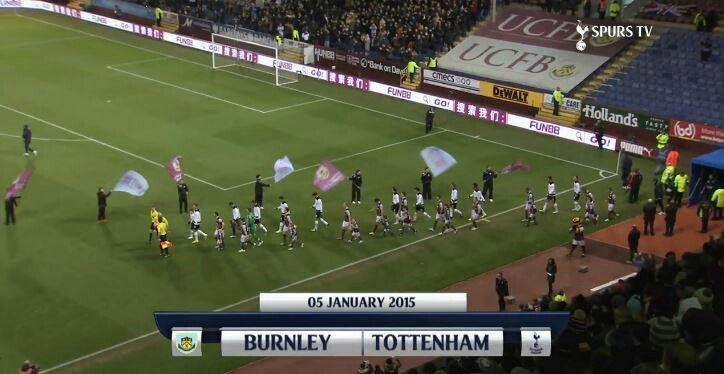 Burnley 1-1 Spurs #FACup #COYS #THFC