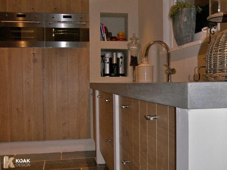 Met freesranden Koak Design keuken5