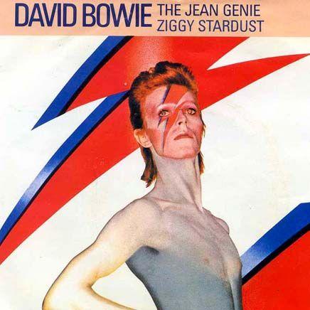 Il Duca bianco ridipinge Ziggy Stardust!