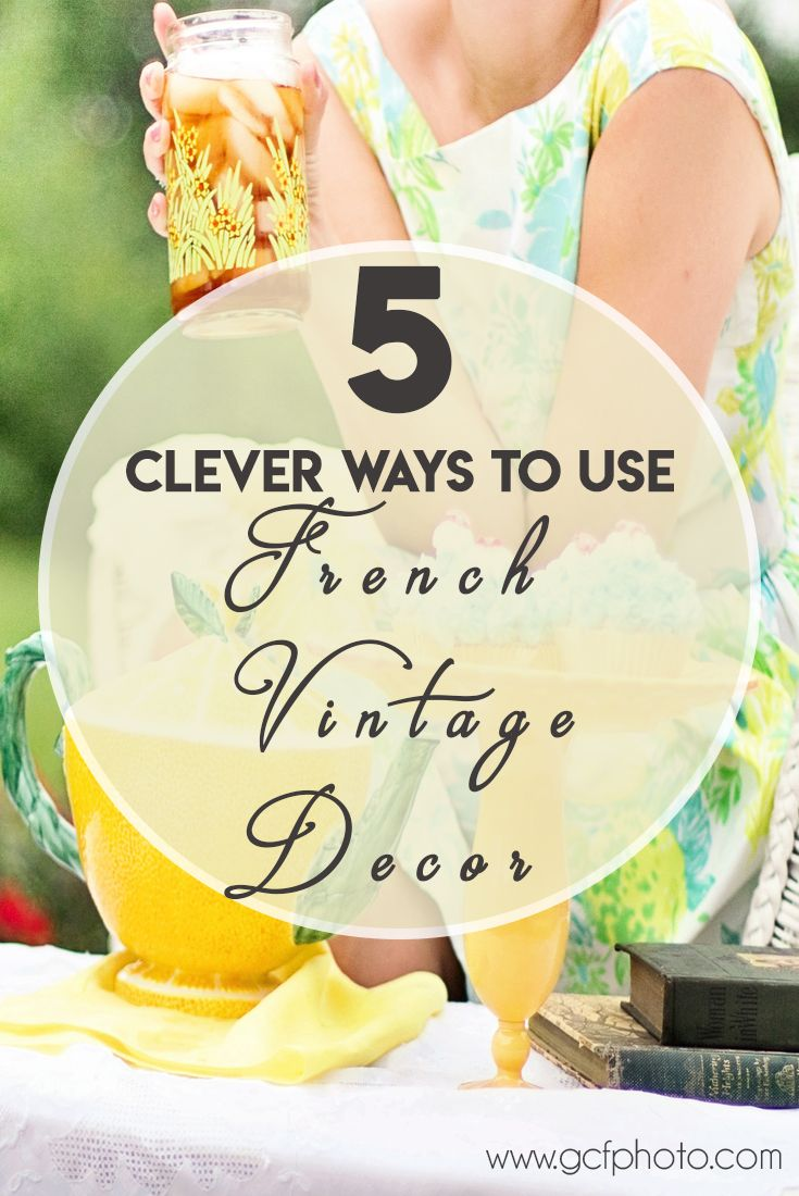 Ideas on living room and bedroom decor using French vintage pieces and styles andwhere you can source them - without getting on a plane and flying to France! Read more by clicking through to my blog post>>