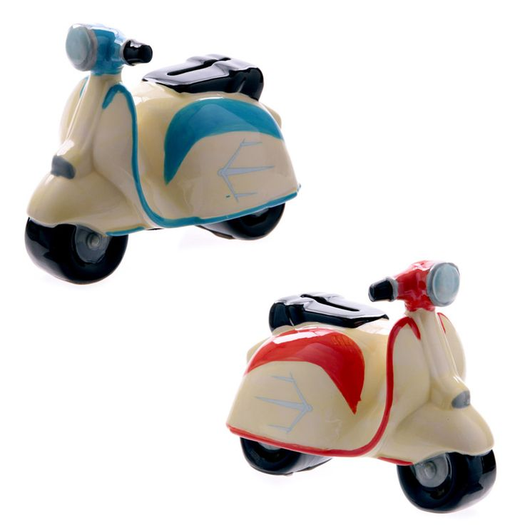Tirelire Scooter Vintage