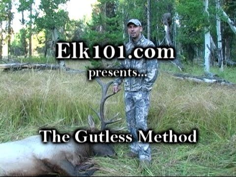 Elk101.com Elk Hunting Gutless Videos | Elk101.com | Eat. Sleep. Hunt Elk.