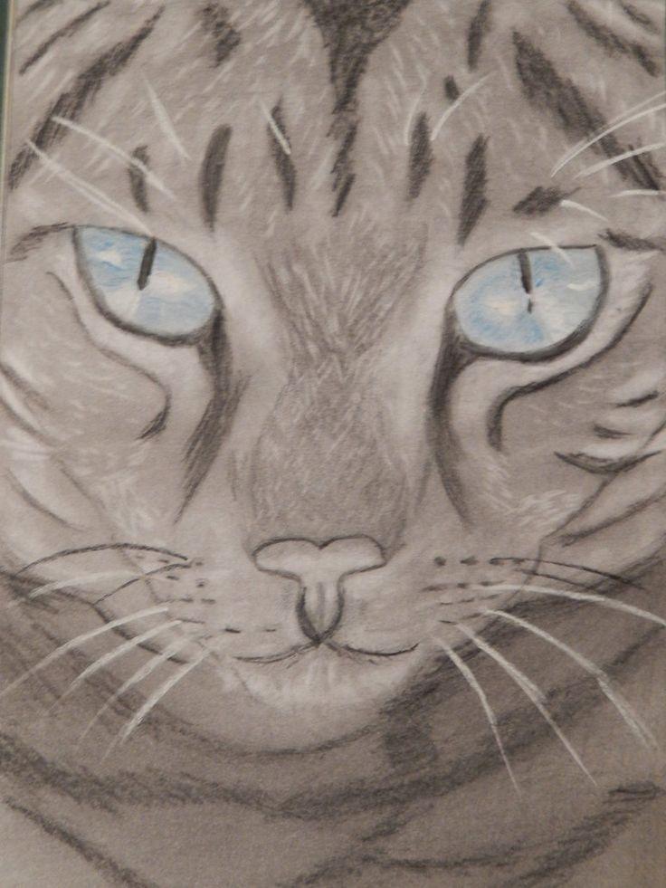 Kit Cat Blue by 8manu