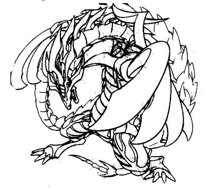 Beyblade Animal Spirit Coloring Pages Coloring Pages Cartoon Coloring Pages Coloring Pages For Kids