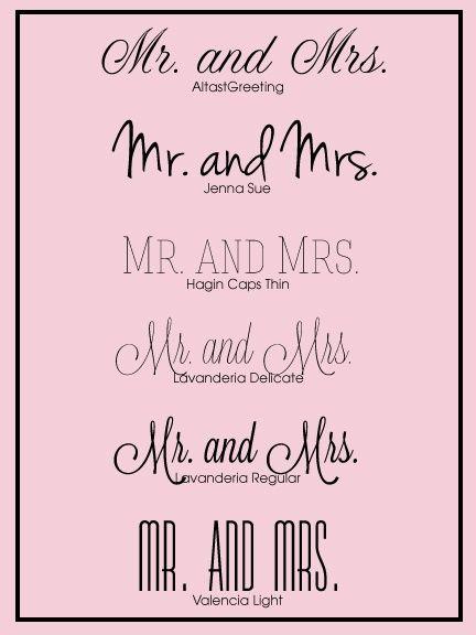 Free Wedding Fonts wedding-ideas
