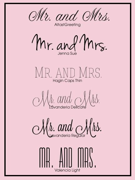 Free Wedding Fonts wedding-ideas