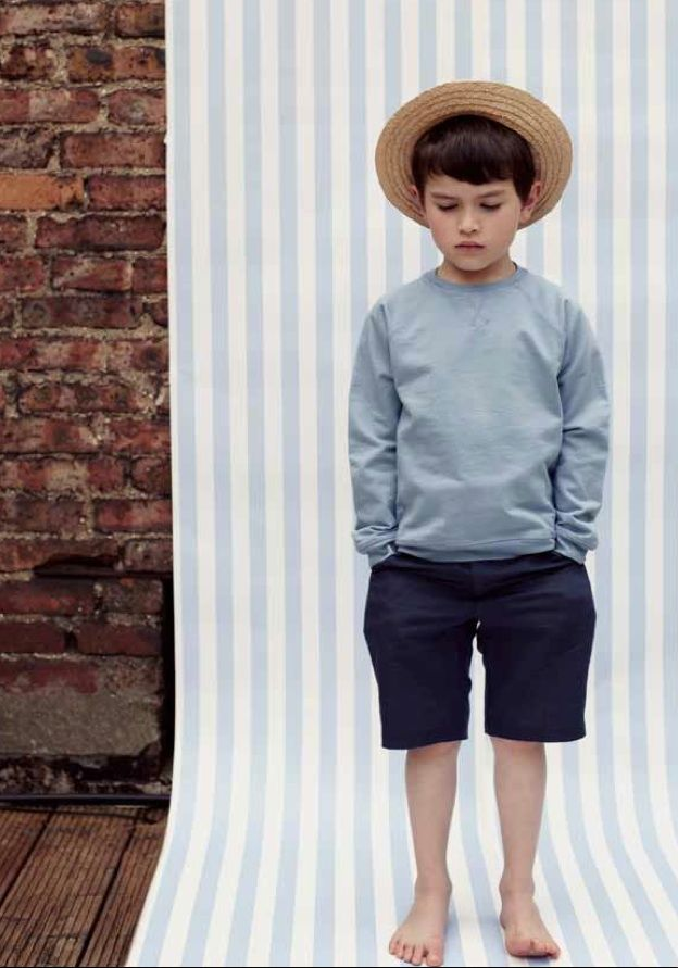 Sweet Poppy Rose summer lookbook for 2014 as kids fashion focus shifts to Copenhagen