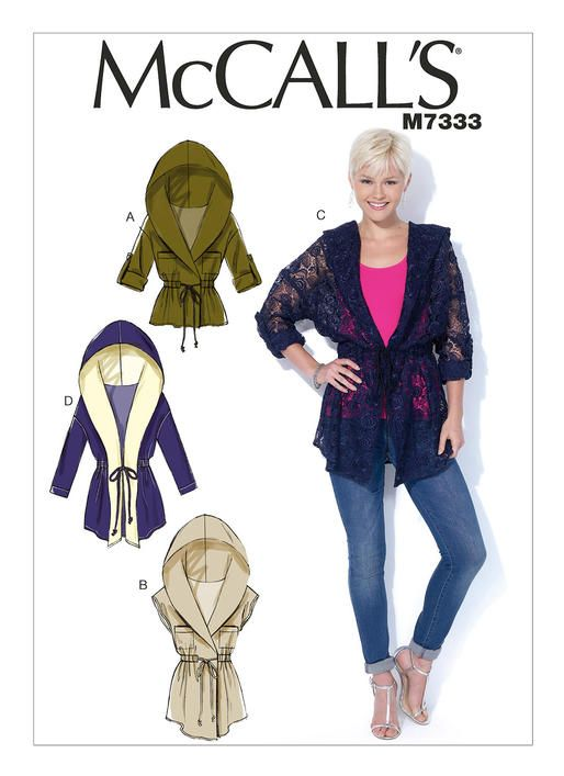 Jackets & Vests | McCall's Patterns