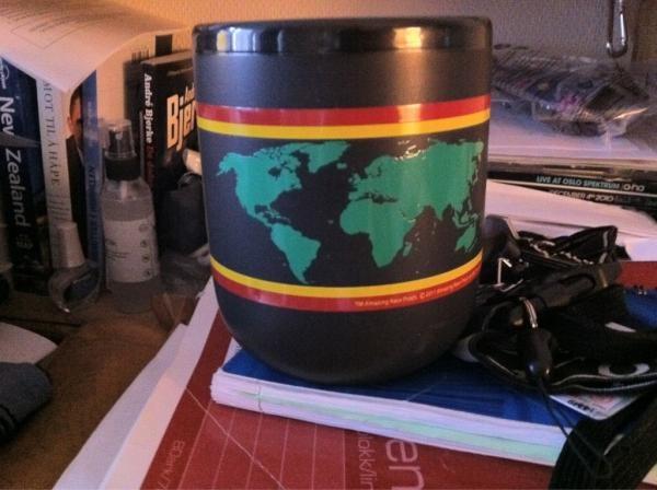 My fav. coffee cup