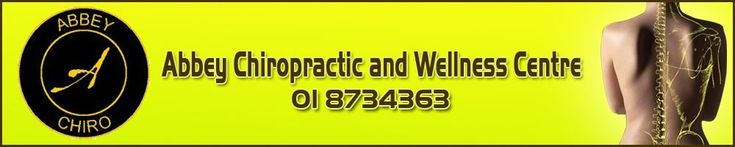 Chiropractic Dublin – Natural Health Care Solutions in Dublin | Abbey Chiropractic  Wellness Centre