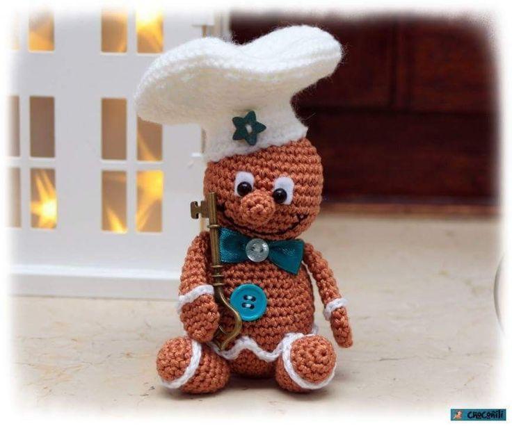 817 best weihnachtsfiguren stricken images on Pinterest ...