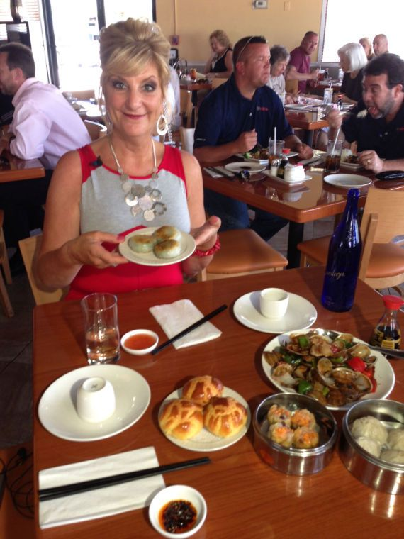 Lunch With Judi: Yummy House