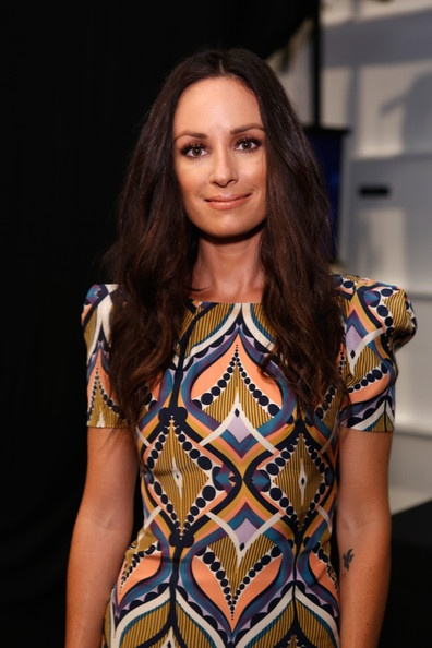 Catt Sadler's tattoo... I want one in that spot next... hmmmm what to get?
