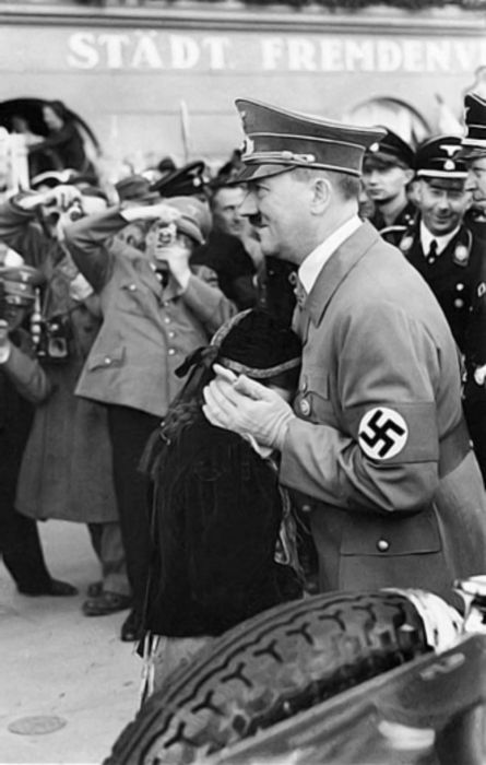 the life and regime of adolf hitler The führer's early goals included physical education, a return to rural life, health   in some detail the dominant ideas which shape the political philosophy of adolf  hitler  termed, should succeed in gaining control of the german government.