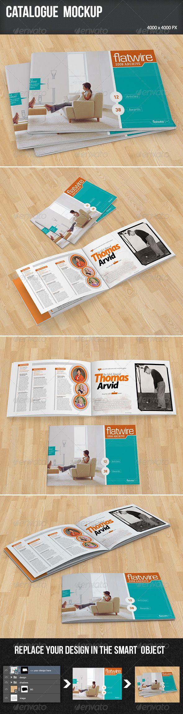 Catalogue Mockup