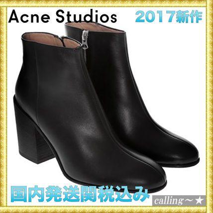 セレブ愛用者多数☆Acne Studios☆BETH ANKLE BOOTS