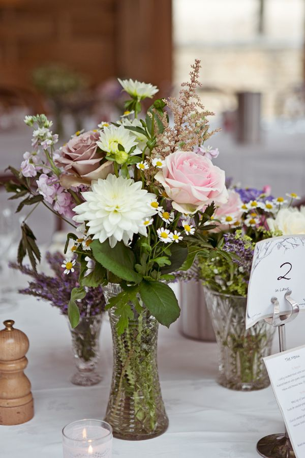 Cottage Garden Feel Cotswolds Wedding Flowers http://www.suekwiatkowska.com/