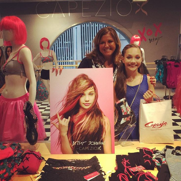 Maddie Ziegler & Abby Lee Miller ♥️Added by Grace White♥️
