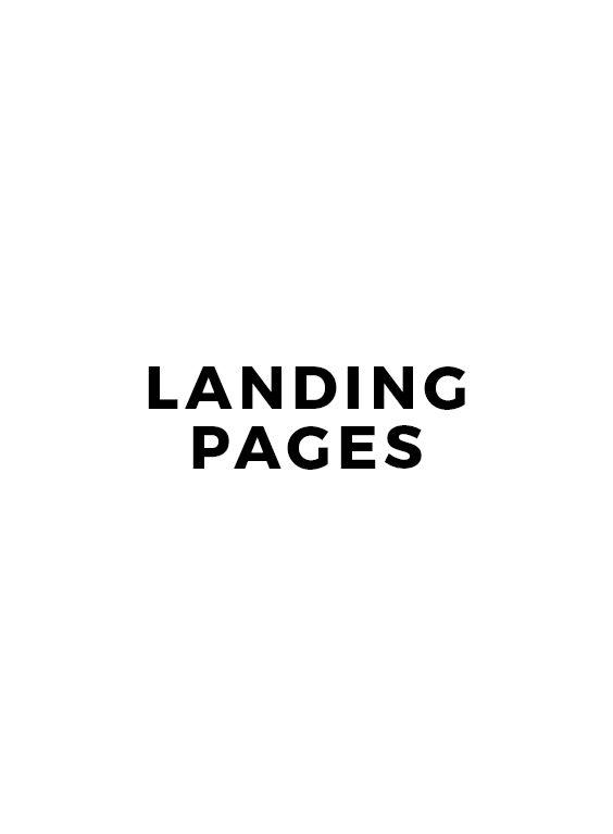 Landing Pages | Hablemos de #Marketing #Digital