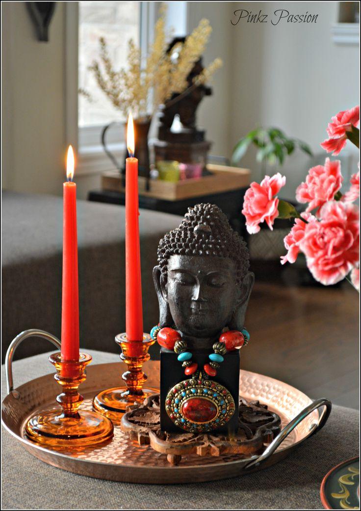 1000 ideas about buddha decor on pinterest global decor for Buddha decor