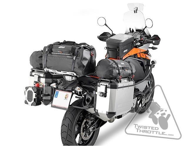 Givi GRT702 Gravel-T Waterproof Cargo Bag | 20 Liter | TwistedThrottle.com