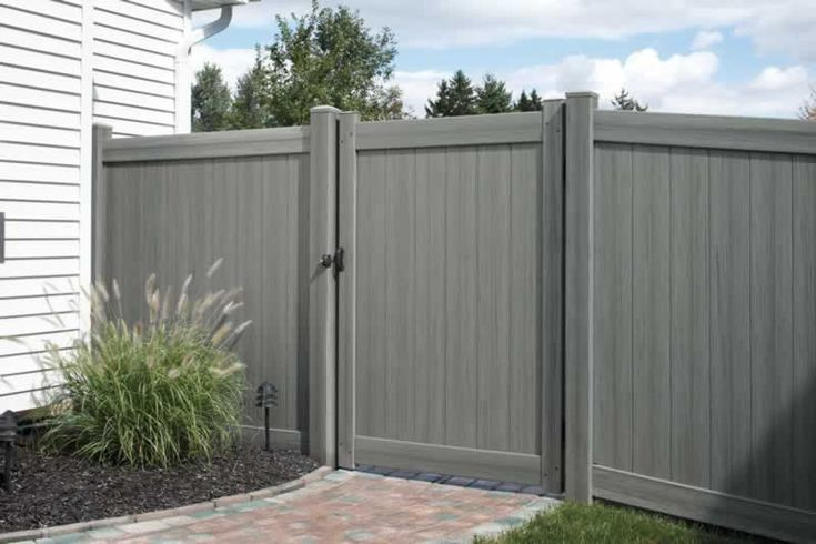 1000+ Ideas About Vinyl Fencing On Pinterest