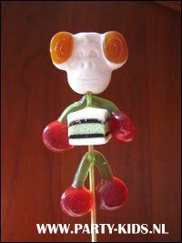 traktaties: Beschrijving van snoep-poppetjes
